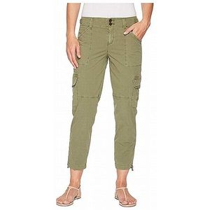 Sanctuary Terrain Crop Cargo Pants Size 27